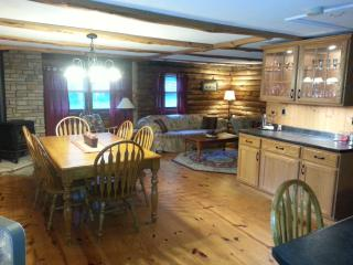Private Spacious Country Log Cabin - Wilmington vacation rentals