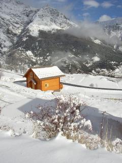 Chalet de montagne en station de Réallon 05 - Les Orres vacation rentals