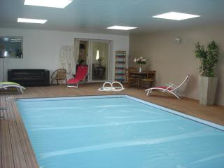 Nice House with Television and Private Indoor Pool - Saint-Jean-du-Doigt vacation rentals