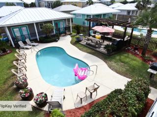 *Jan-Feb avail long term*Prvt Pool*Wlk2Bch*Slps20* - Destin vacation rentals