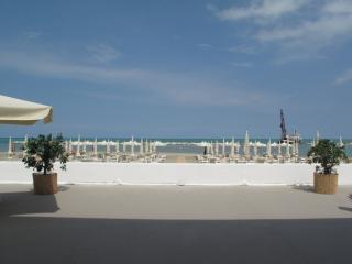 dazzling sea view from terrace ten mins to beach - Abbateggio vacation rentals