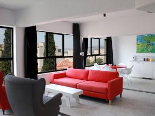 Artistic apt, great views, sleeps 4 - Athens vacation rentals
