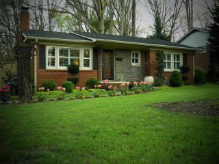 Cozy Cottage Close To Everything - North Carolina Piedmont vacation rentals