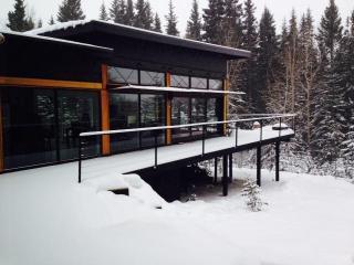 Luxury modern riverfront oasis, Winter Wonderland - Bergen Alberta - Alberta vacation rentals