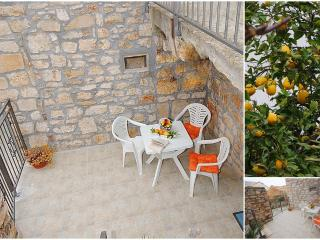 Studio Limoncello in Vis centre with terrace - Vis vacation rentals