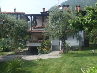 amazing view & large garden C - Ossuccio vacation rentals