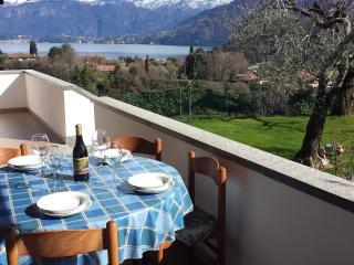 amazing view & large garden A - Ossuccio vacation rentals
