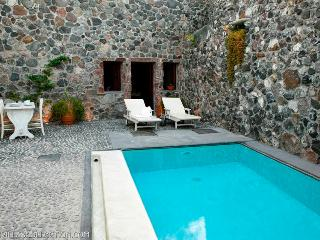 Blue Villas | Stone House | Tiny treasure - Megalochori vacation rentals