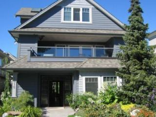 Whole furnished house, 9 years old, Ladner center - Delta vacation rentals