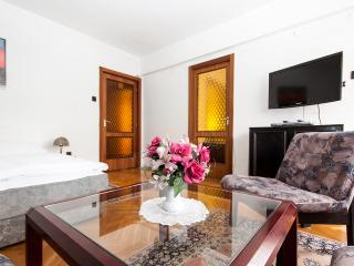 Historical 7.distr. with 2 bedrooms, WIFI, balcony - Budapest vacation rentals