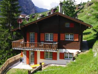 Chalet Trächa 4-bed-apartment - Randa vacation rentals