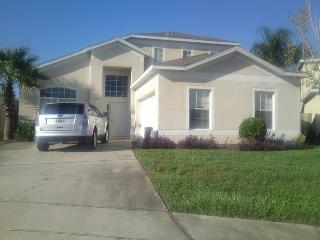 Perfect Orlando Villa. Private pool & spa. - Davenport vacation rentals