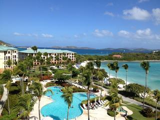 Beachfront at the Ritz Carlton - March 24-31, April 8-22, Summer & Lots More!! - Image 1 - Saint Thomas - rentals