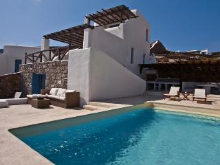 Family Pool Villa II - 200m from a sandy beach - Panormos vacation rentals