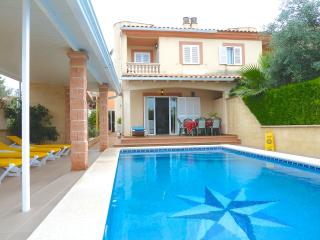 Big Family home with garden - big swimming Pool - Alcudia vacation rentals