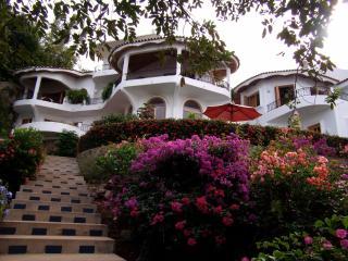 Gorgeous Moorish-style villa by the sea! - Rincon de Guayabitos vacation rentals