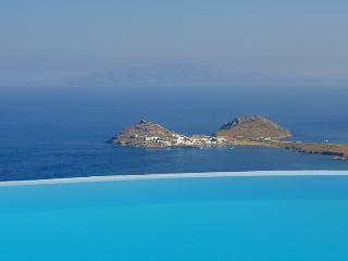 Lilium - 205sqm luxurious villa in Mykonos island - Elia Beach vacation rentals