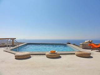 Blue Villas | Irida | Serenity with a view - Kalafatis vacation rentals