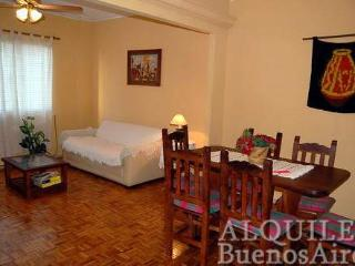 Excellent apartment in Buenos Aires, CABALLITO - Capital Federal District vacation rentals
