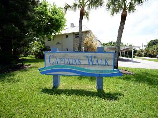 Quiet east end condo at Captains Walk - Florida South Central Gulf Coast vacation rentals