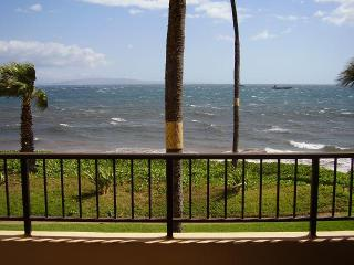 Sugar Beach Resort 1 Bedroom Ocean Front 221 - Kihei vacation rentals