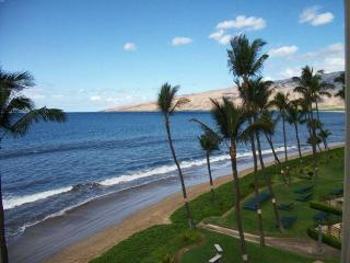 Sugar Beach Resort 2 Bedroom Ocean Front 514 - Kihei vacation rentals