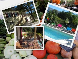 4 bedroom House with Internet Access in Nans-les-Pins - Nans-les-Pins vacation rentals