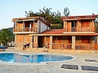 Perfect Villa with Deck and A/C - Uzumlu vacation rentals
