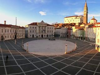 Apartment  Marciana on Piazza Tartini - Piran vacation rentals