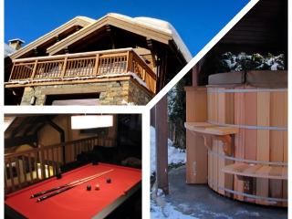 Nice Ski chalet with Internet Access and Hot Tub - Saint-Jean-de-Belleville vacation rentals