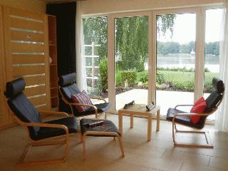 Drei am Zemminsee, Erdgeschoss - Schwerin vacation rentals