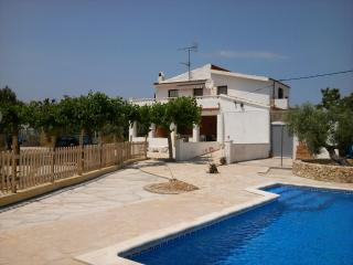 5 bedroom Villa with Satellite Or Cable TV in L'Ametlla de Mar - L'Ametlla de Mar vacation rentals
