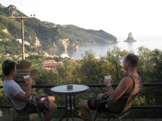 Sea View studio 2 persons 5 min. walk from beach - Agios Gordios vacation rentals