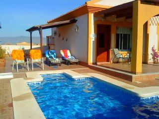 Romantic 1 bedroom Bungalow in Mazarron - Mazarron vacation rentals