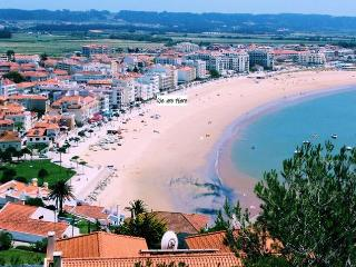 Bay View - Beachfront 2 Bedrooms, Parking, Wi-fi - Sao Martinho do Porto vacation rentals