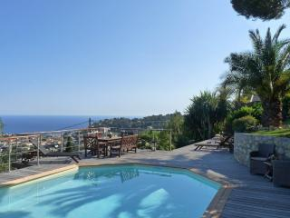 Nice Villa with Internet Access and Dishwasher - Roquebrune-Cap-Martin vacation rentals