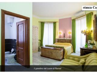 The garden in the heart of Rome - Rome vacation rentals