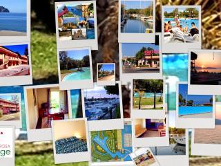 Romantic 1 bedroom Furnari Resort with A/C - Furnari vacation rentals