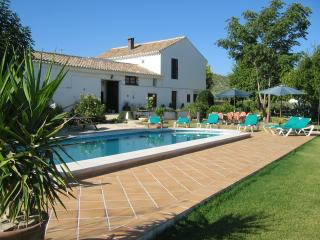 Cortijo La Nava- The Farmhouse - Villanueva del Trabuco vacation rentals
