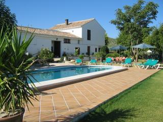 Cortijo La Nava- The Farmhouse - Villanueva del Trabuco vacation rentals