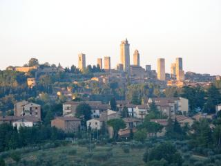 Le Fontanelle - rustic farm buildings with pool - San Gimignano vacation rentals