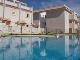 Lovely Townhouse with A/C and Satellite Or Cable TV - Aguilas vacation rentals