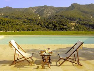 Villa St Elisabeth, Luberon, Provence. - Buoux vacation rentals