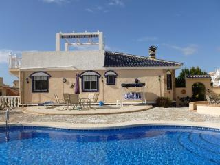 Villa Bougainvillea  Pet-friendly villa ! - Murcia vacation rentals