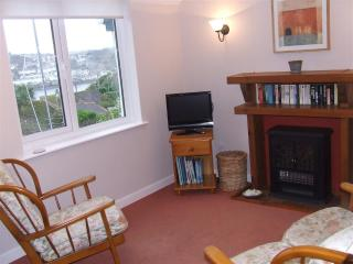 Romantic 1 bedroom Polruan Cottage with Television - Polruan vacation rentals