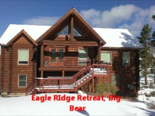 Luxury Authentic Log Cabin, in beautiful Castle Glen Big Bear - Big Bear City vacation rentals