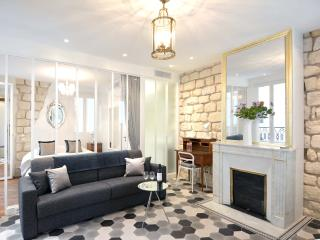 Luxurious and Stylish Apartment in Marais with Elevator - Paris vacation rentals