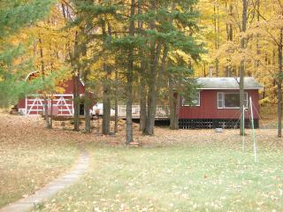 2 bedroom Cabin with Deck in Rhinelander - Rhinelander vacation rentals