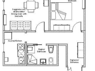 Nice 1 bedroom Apartment in Frascati - Frascati vacation rentals