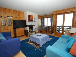La Foret Apartment, Nendaz with amazing views - Nendaz vacation rentals